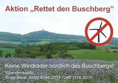Rettet den Buschberg